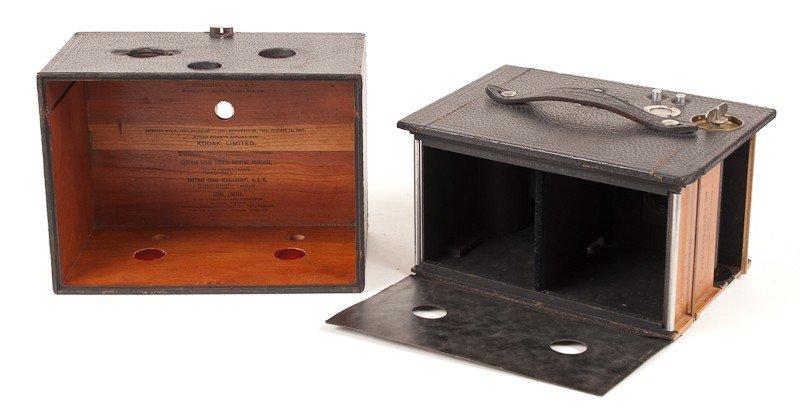 Kodak No. 2 Stereo Box Camera - 9