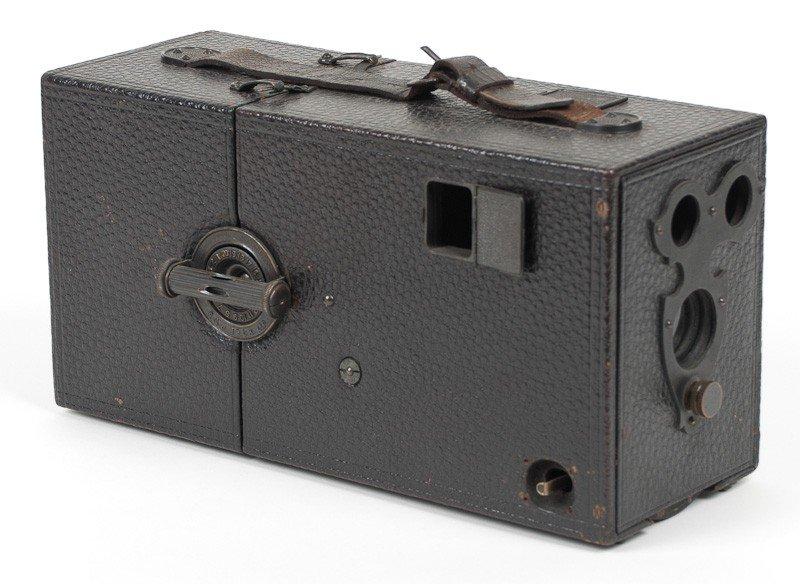 R & J Beck Ltd. Frena Magazine Film Camera