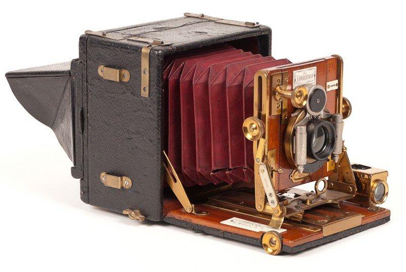 Sanderson Regular Model Plate Camera