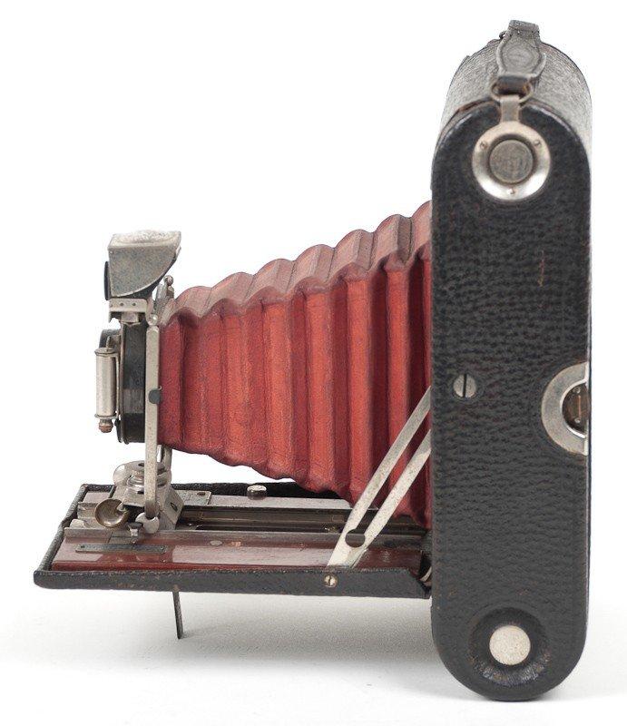 Kodak No. 4 Folding Pocket Roll Film Camera Model A  - 7