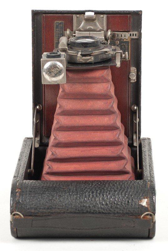 Kodak No. 4 Folding Pocket Roll Film Camera Model A  - 8