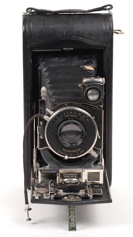 Kodak No. 3A Autographic Special Model B Camera