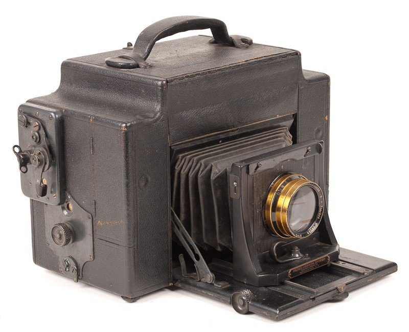 Graflex 3A Roll Film Camera