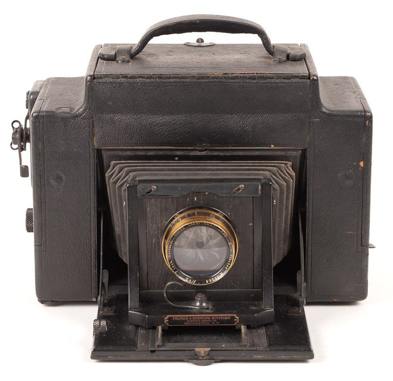 Graflex 3A Roll Film Camera  - 2