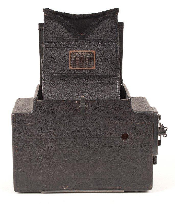 Graflex 3A Roll Film Camera  - 5
