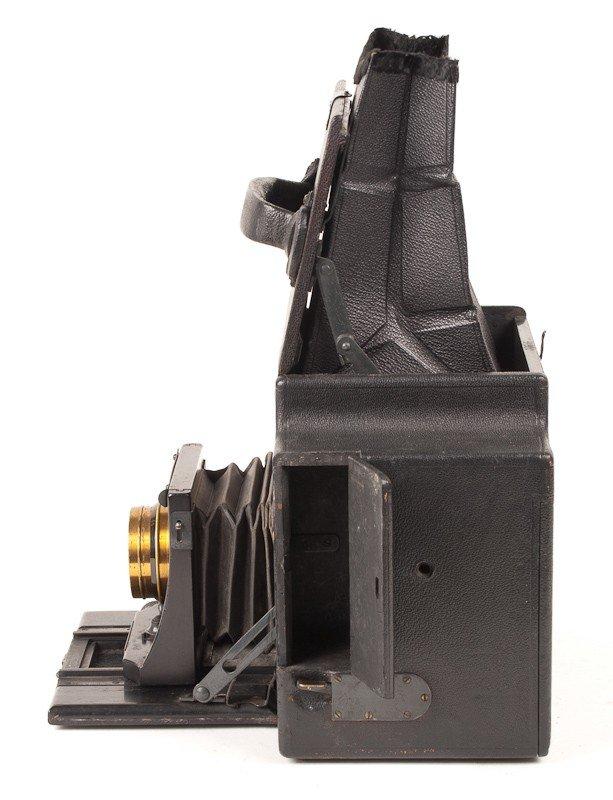 Graflex 3A Roll Film Camera  - 6