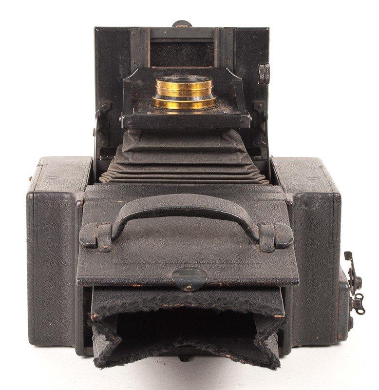 Graflex 3A Roll Film Camera  - 8