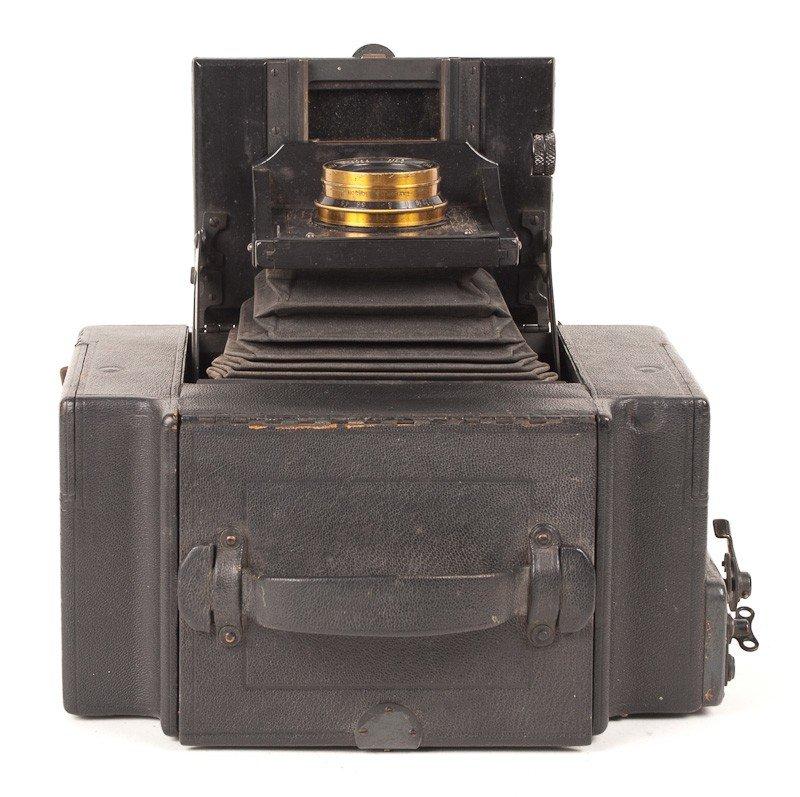 Graflex 3A Roll Film Camera  - 9
