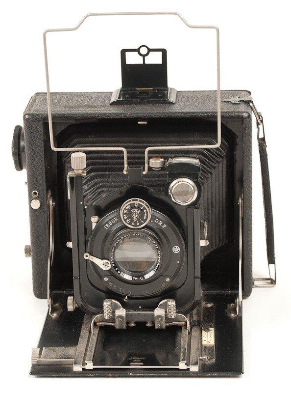 Ihagee Folding Plate Camera  - 2