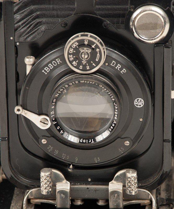Ihagee Folding Plate Camera  - 3