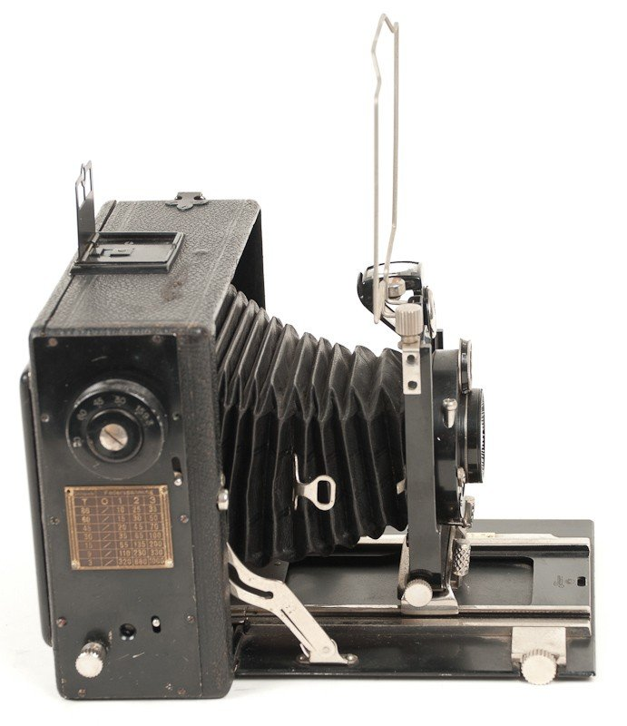Ihagee Folding Plate Camera  - 4