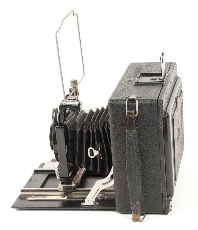 Ihagee Folding Plate Camera  - 6