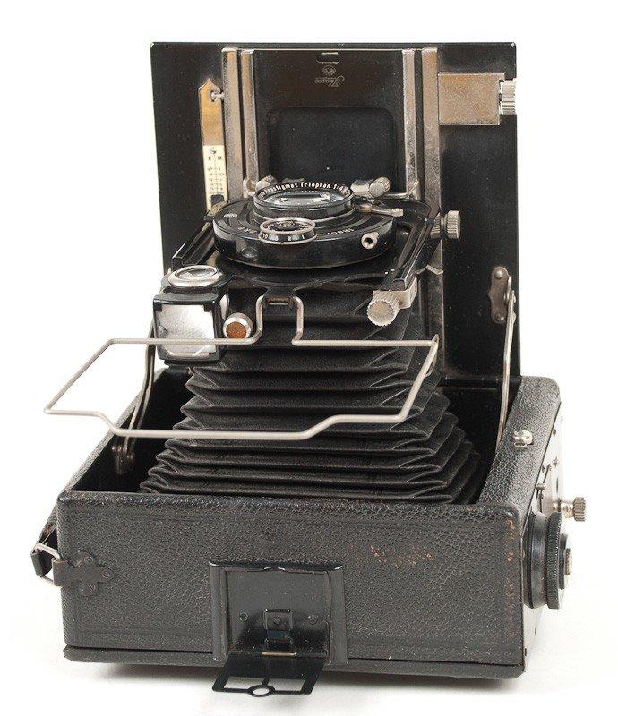 Ihagee Folding Plate Camera  - 7