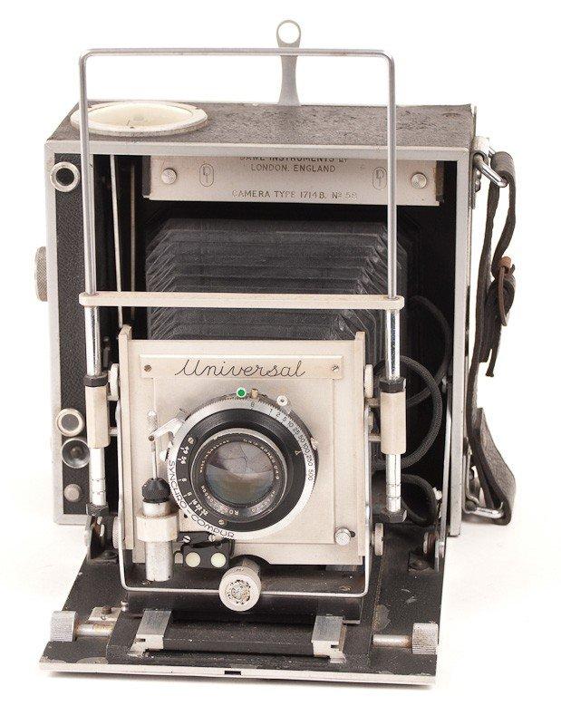 Dawe Press Camera Type 1714B (No. 58) - 2