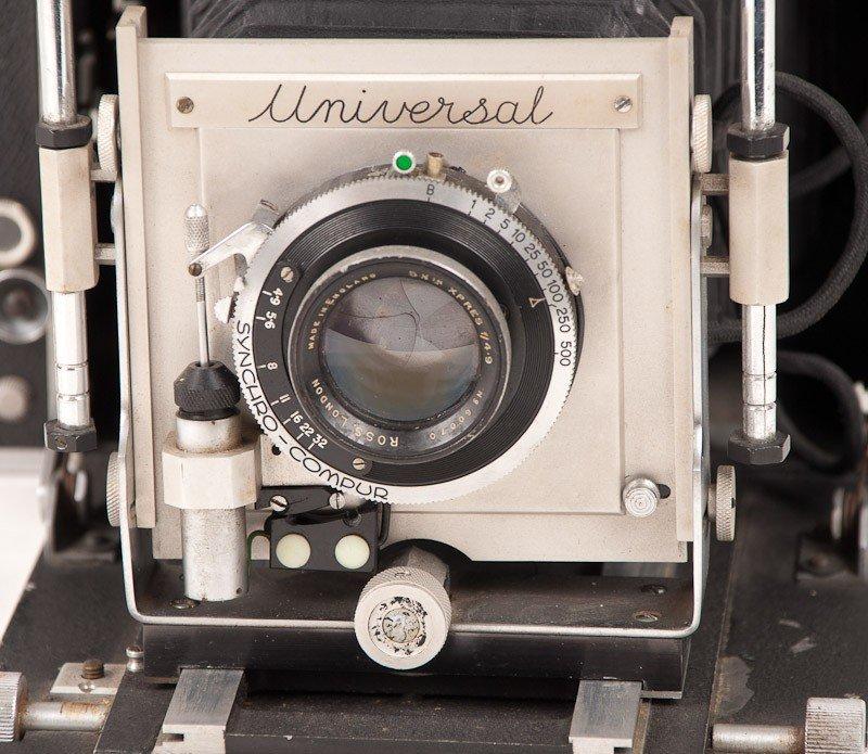 Dawe Press Camera Type 1714B (No. 58) - 3