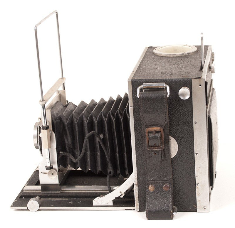 Dawe Press Camera Type 1714B (No. 58) - 6