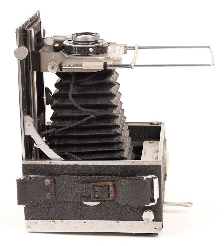 Dawe Press Camera Type 1714B (No. 58) - 7