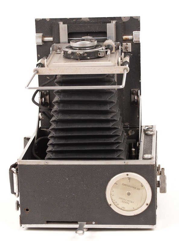 Dawe Press Camera Type 1714B (No. 58) - 8