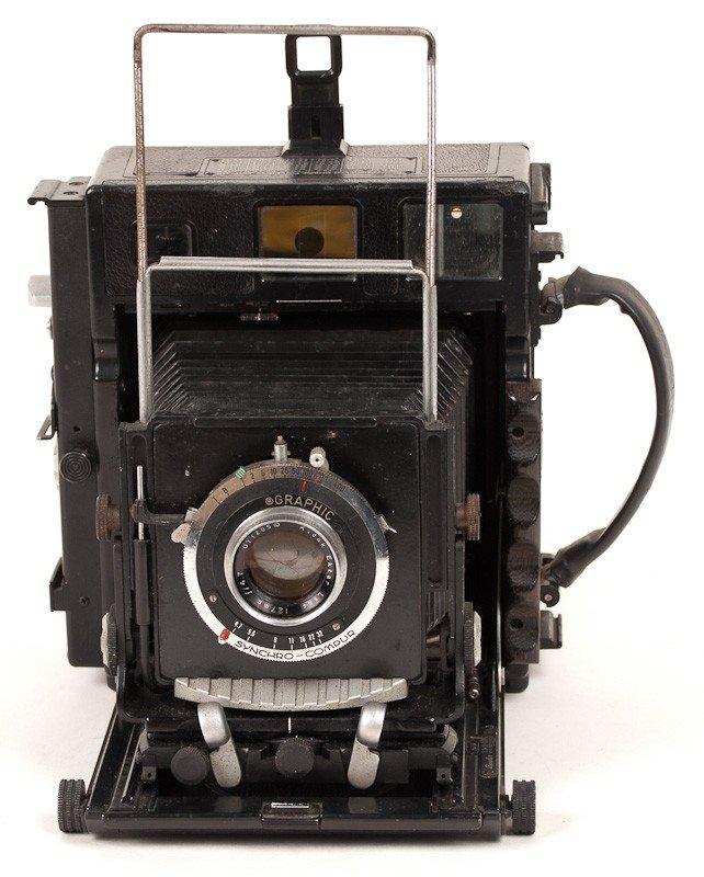 Beseler C-6 Press Camera - 2