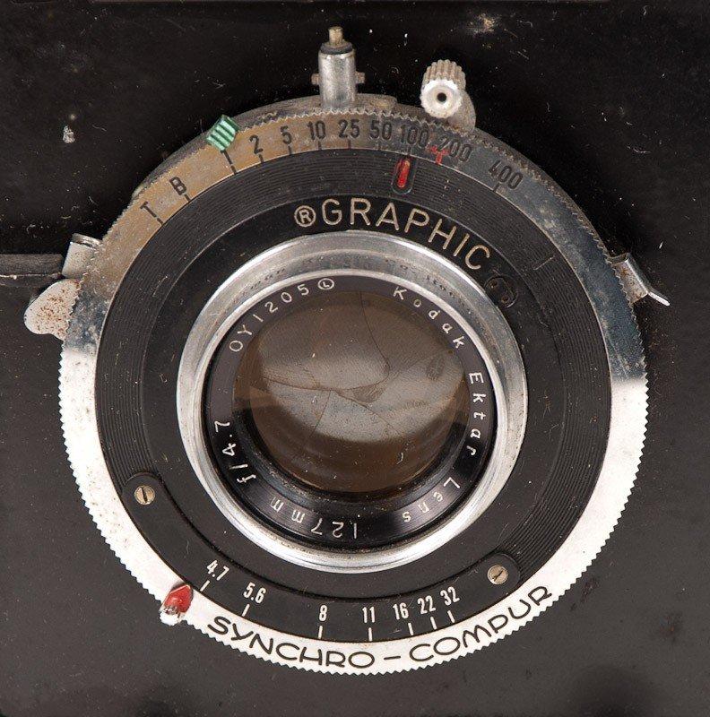 Beseler C-6 Press Camera - 3