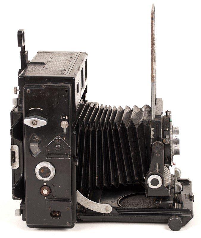 Beseler C-6 Press Camera - 4