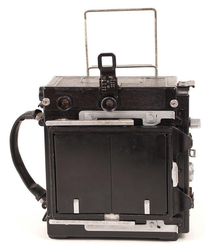 Beseler C-6 Press Camera - 5