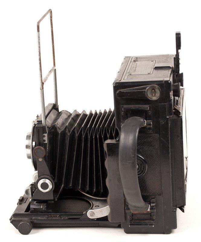 Beseler C-6 Press Camera - 6
