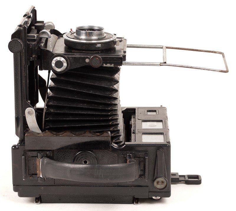 Beseler C-6 Press Camera - 7