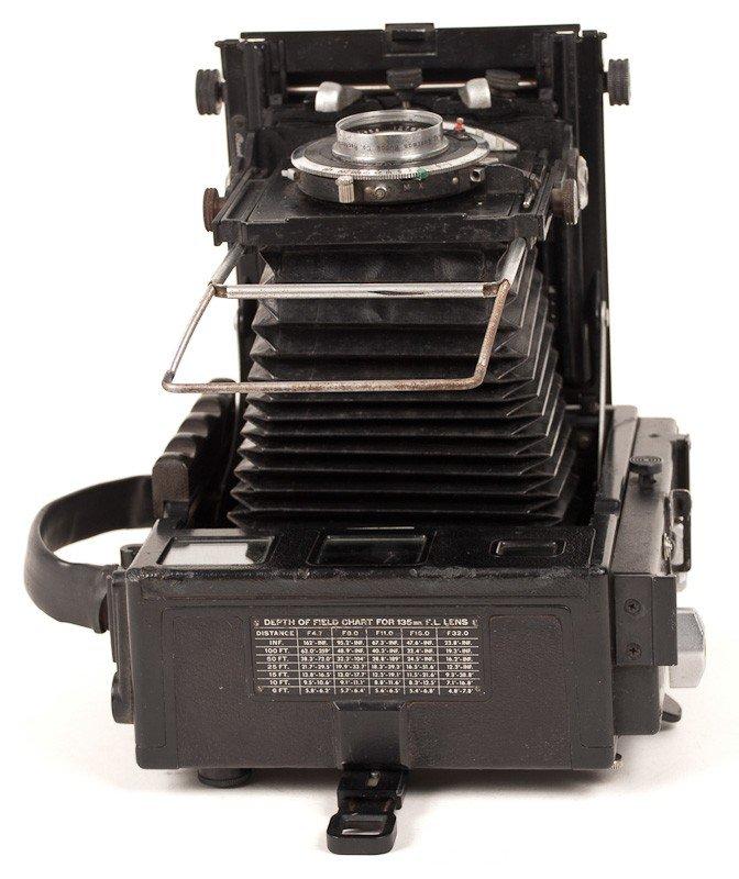 Beseler C-6 Press Camera - 8