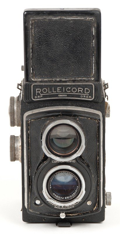 Rolleicord II Twin Lens Reflex, 120 Roll Film Camera - 2