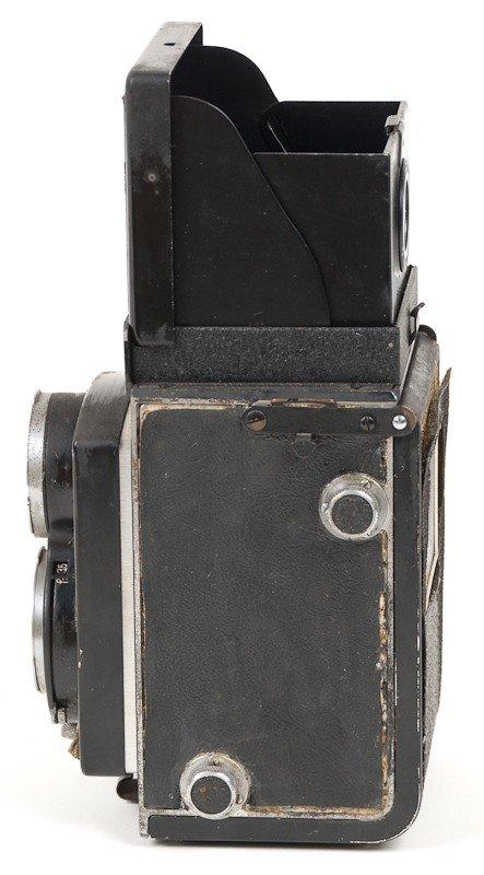 Rolleicord II Twin Lens Reflex, 120 Roll Film Camera - 6