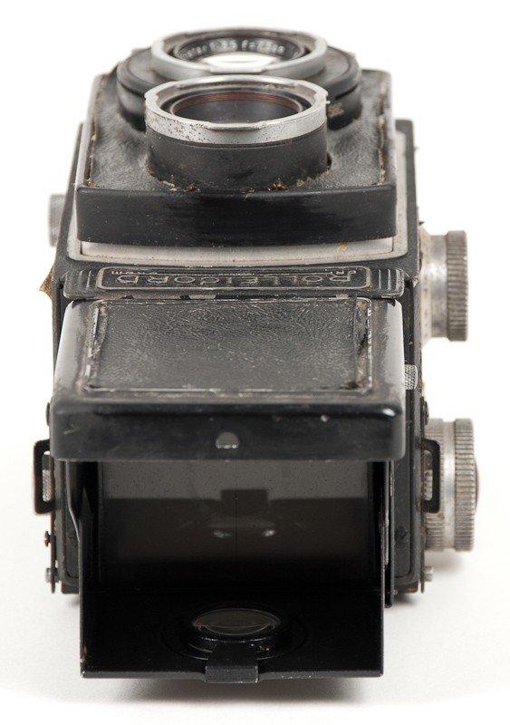 Rolleicord II Twin Lens Reflex, 120 Roll Film Camera - 7