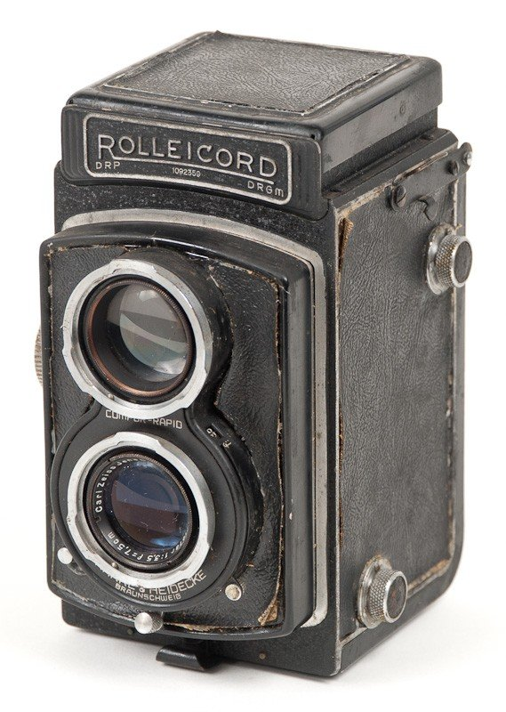 Rolleicord II Twin Lens Reflex, 120 Roll Film Camera - 8