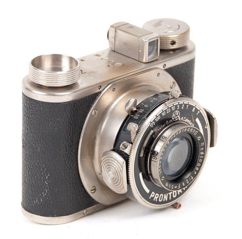 Edinex 35mm Viewfinder Camera