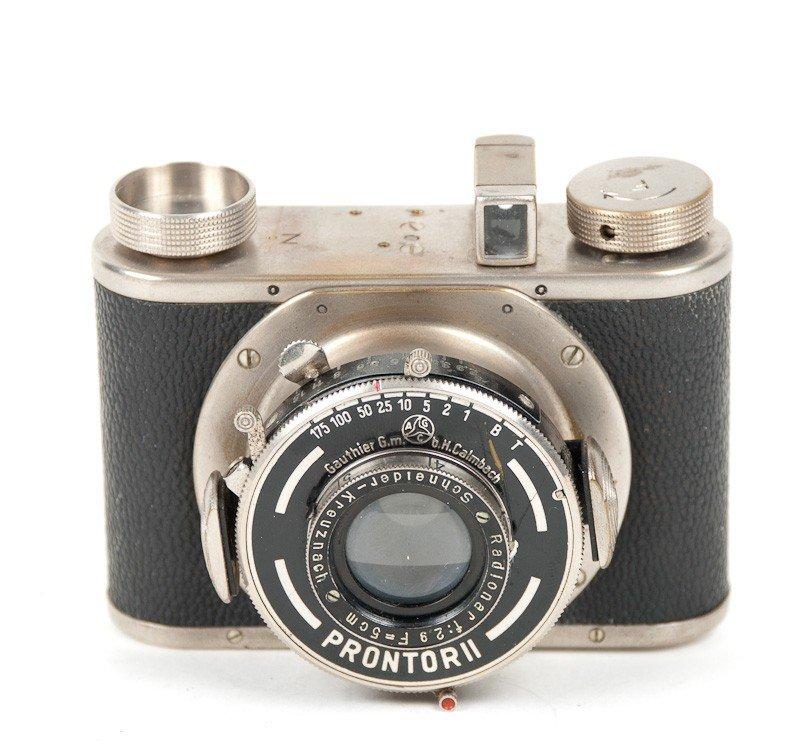 Edinex 35mm Viewfinder Camera - 2