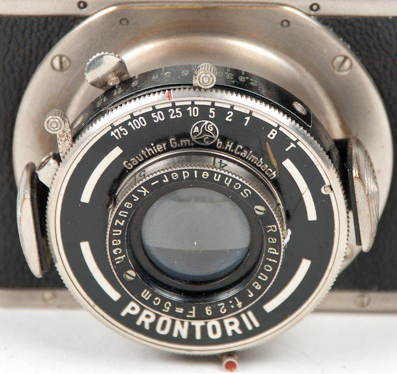 Edinex 35mm Viewfinder Camera - 3