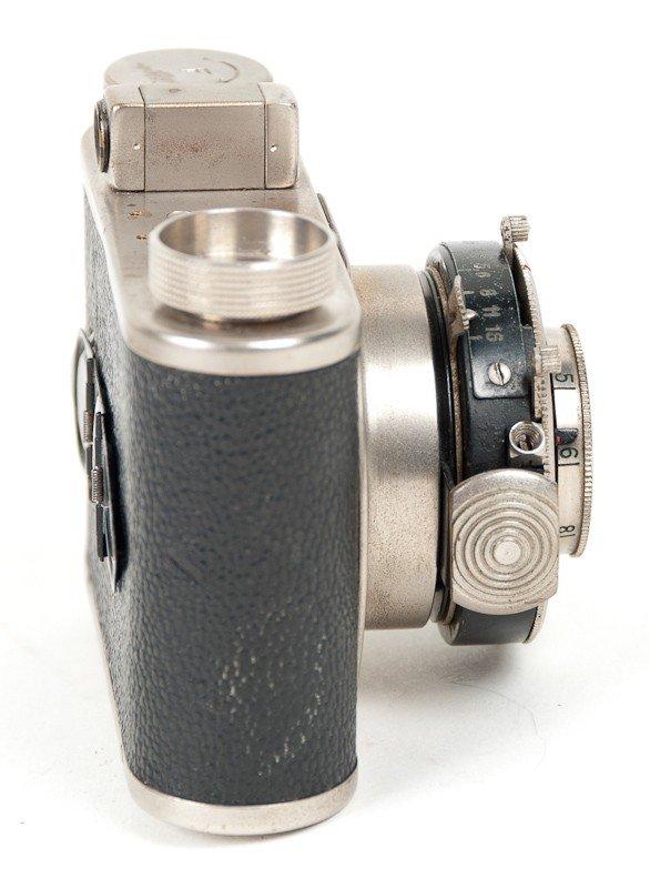 Edinex 35mm Viewfinder Camera - 4