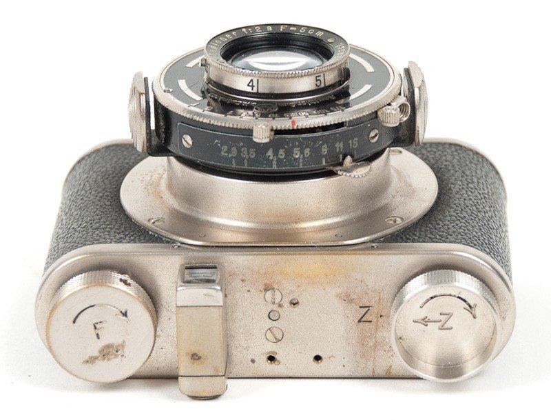 Edinex 35mm Viewfinder Camera - 7