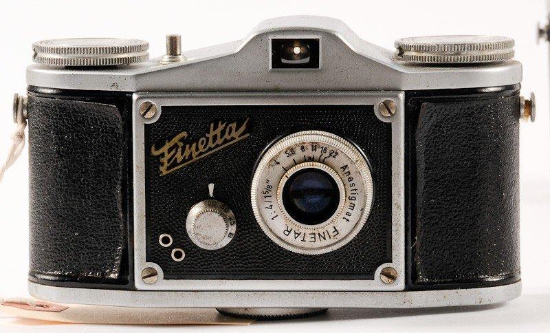 Group of 4 German 35mm Cameras - 2