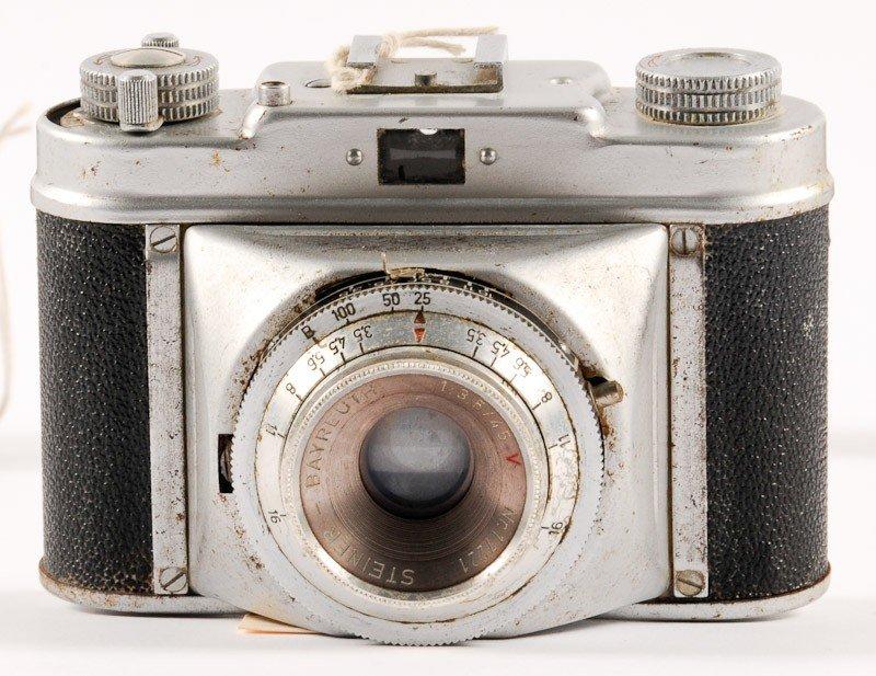Group of 4 German 35mm Cameras - 4