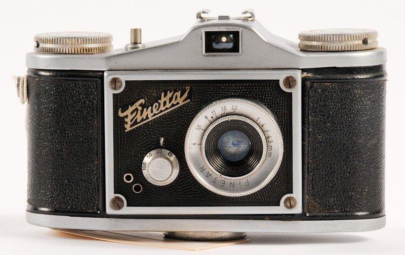Group of 4 German 35mm Cameras - 5
