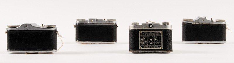 Group of 4 German 35mm Cameras - 6