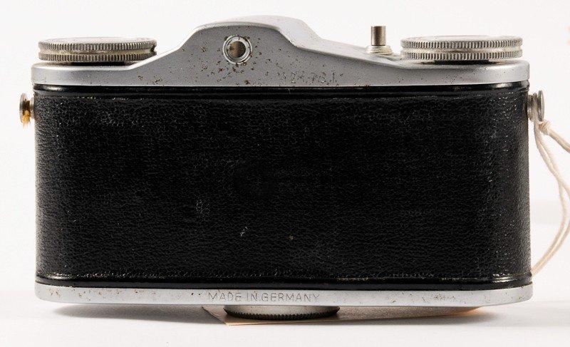 Group of 4 German 35mm Cameras - 7