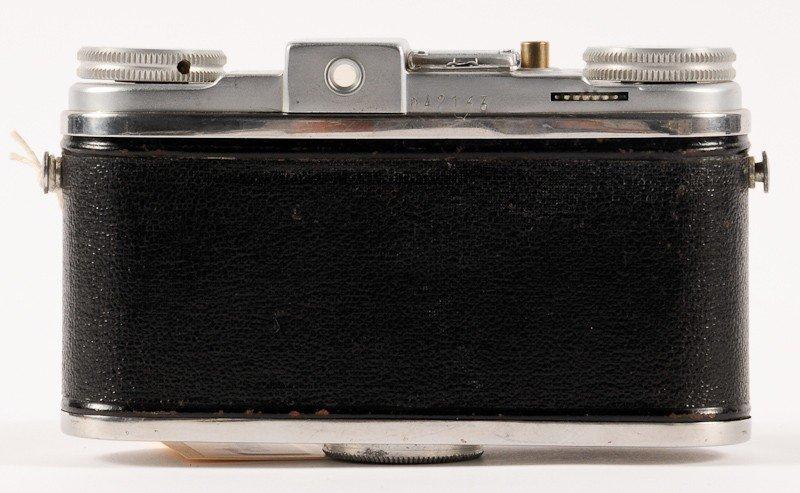 Group of 4 German 35mm Cameras - 8