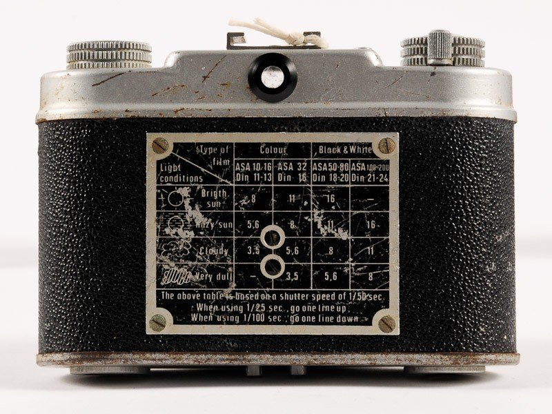 Group of 4 German 35mm Cameras - 9