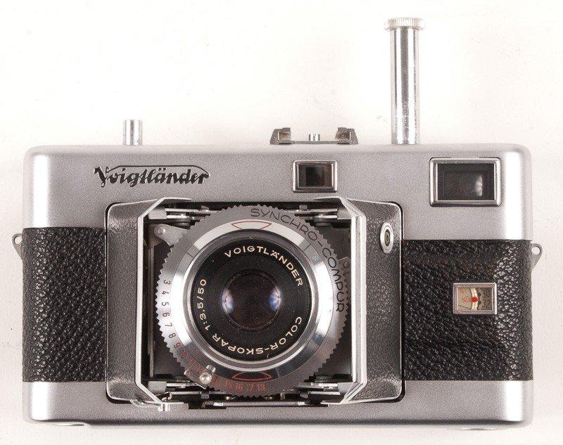 Voigtländer Vitessa Camera