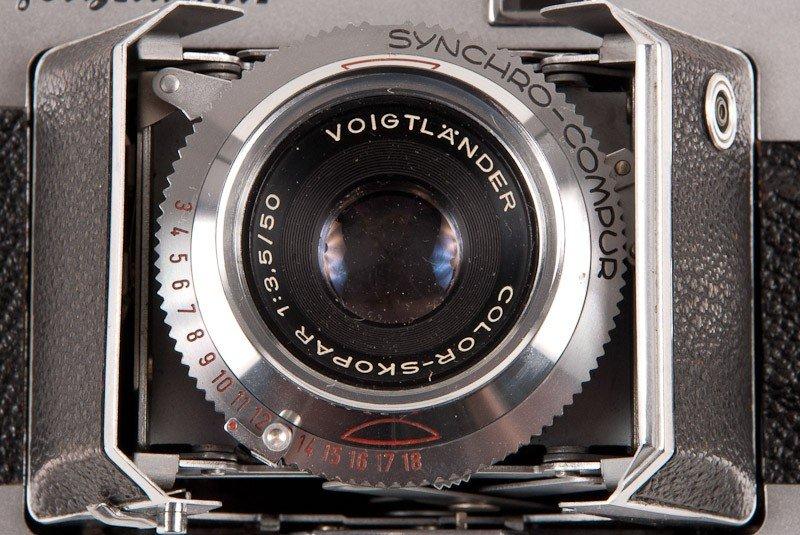 Voigtländer Vitessa Camera  - 2