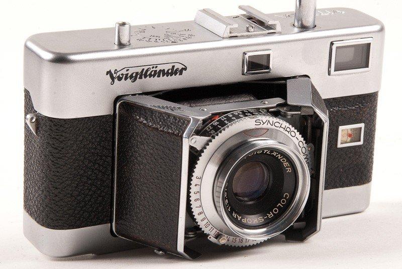 Voigtländer Vitessa Camera  - 3