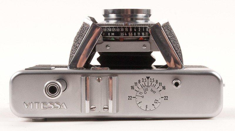 Voigtländer Vitessa Camera  - 5