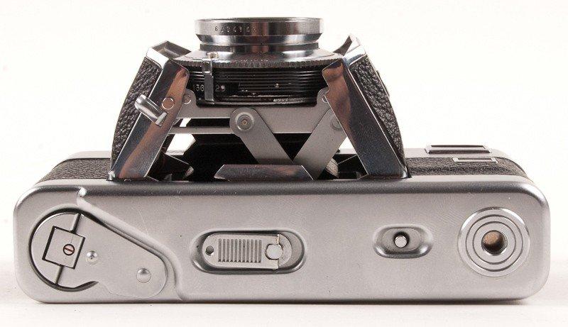 Voigtländer Vitessa Camera  - 6